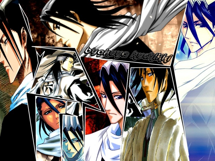 Fonds d'écran Manga Bleach capitaine