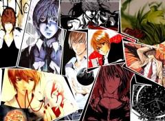 Fonds d'écran Manga raito