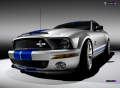 Wallpapers Cars Ford Mustang Shelby GT-H 2