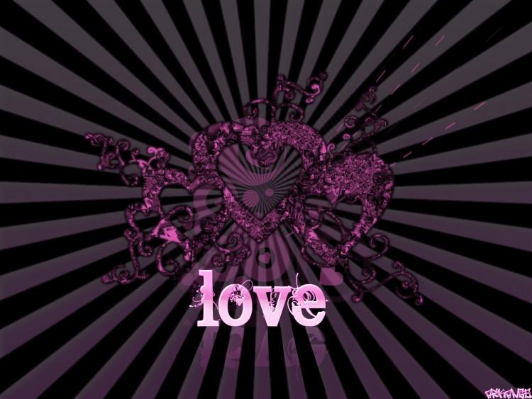 Wallpapers Digital Art Love - Friendship love