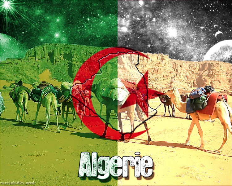 Wallpapers Trips : Africa Algeria algerie