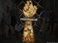 Fonds d'écran Séries TV Prison Break 3 / Escape de la carcel