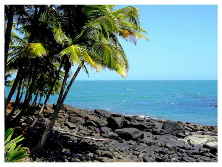 Fonds d'écran Voyages : Amérique du sud Guyane Vue des îles