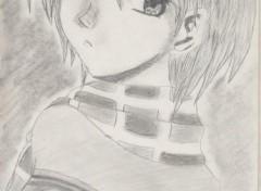 Wallpapers Art - Pencil suzuka