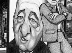 Fonds d'écran Art - Crayon Jacques Séguéla