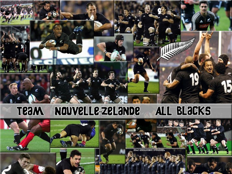 Wallpapers Sports - Leisures Rugby All Blacks