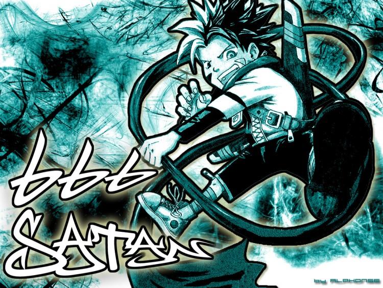 Wallpapers Manga Wallpapers 666 Satan Satan 666 By Pan64 Hebus Com