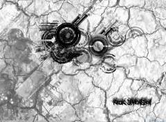 Wallpapers Digital Art rock dimension