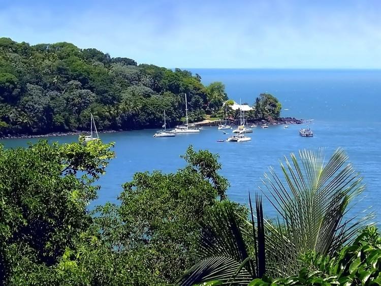 Fonds d'écran Voyages : Amérique du sud Guyane Les îles du Salut