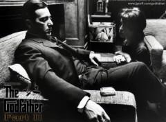 Fonds d'écran Cinéma Don Corleone