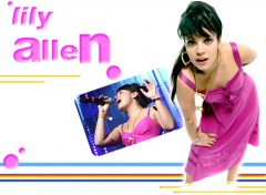 Wallpapers Music Lily Allen