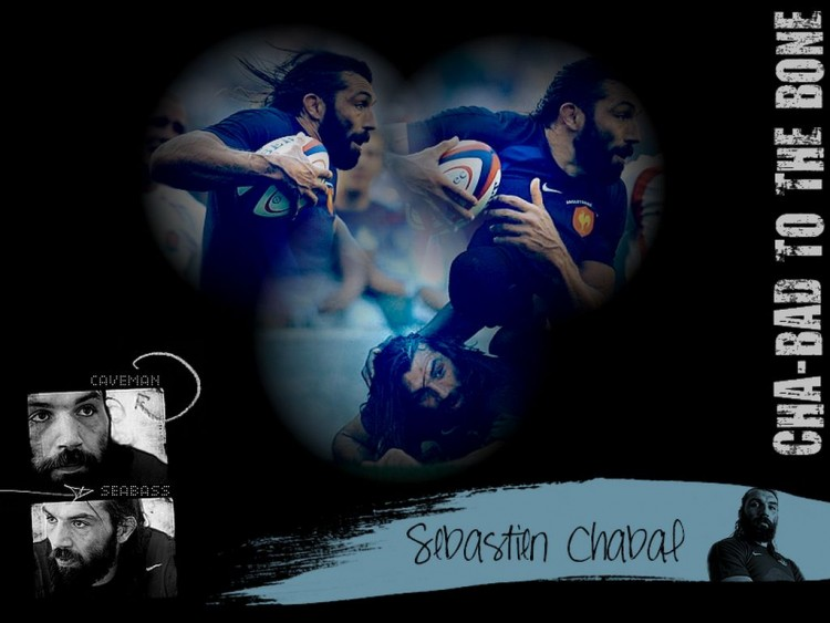 Wallpapers Sports - Leisures Rugby Sébastien Chabal