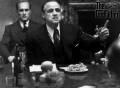 Fonds d'écran Cinéma Godfather
