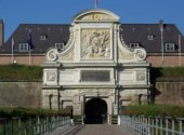 Wallpapers Constructions and architecture La citadelle de LILLE (porte royale)