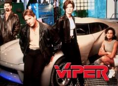 Fonds d'écran Séries TV Série viper