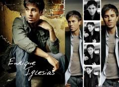 Fonds d'écran Musique Enrique Iglesias