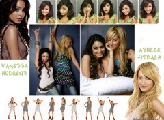 Wallpapers Movies Vanessa Hudgens & Ashlee Tisdale