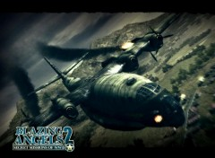 Wallpapers Video Games Blazing Angels 2 : Secret Missions of WWII