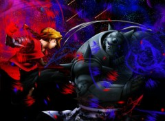 Fonds d'écran Manga The fight...