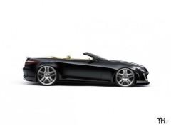 Fonds d'écran Voitures Mercedes SLK concept TH