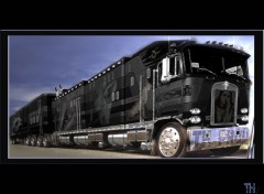 Fonds d'écran Transports divers Truck concept TH