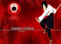 Fonds d'écran Manga Sasuke Uchiwa