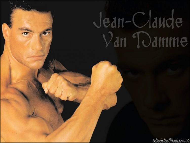 Wallpapers Celebrities Men Wallpapers Jean Claude Van