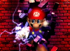 Wallpapers Video Games Super Mario!