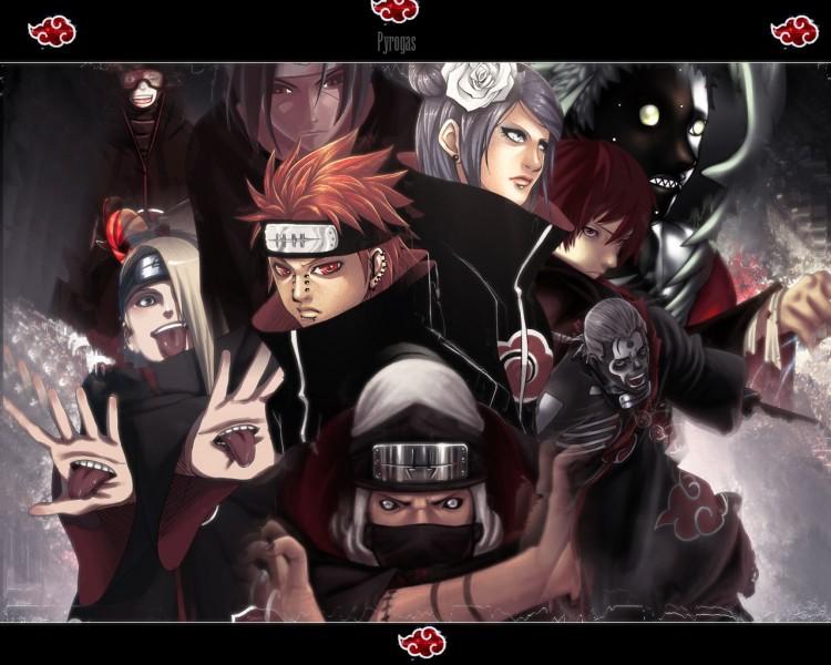 Wallpapers Manga Naruto Akatsuki