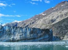 Fonds d'écran Voyages : Amérique du nord Glacier en Alaska