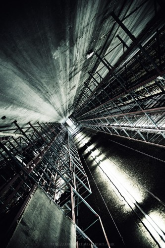 Fonds d'écran Constructions et architecture Industries HighWay To Newton