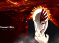 Fonds d'écran Manga In the Darkness...