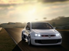 Wallpapers Cars golf gti W12