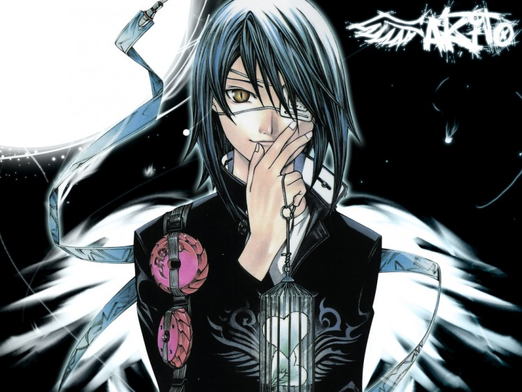Fonds d'écran Manga Air Gear Lighting blue