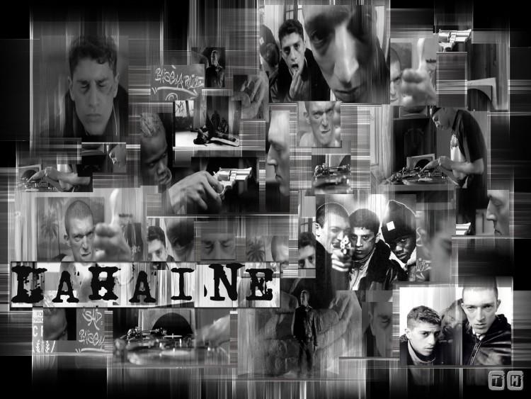 Fonds d'écran Cinéma La Haine LA HAINE by TH