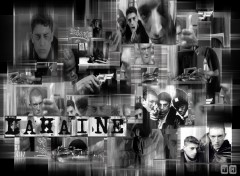 Wallpapers Movies LA HAINE by TH