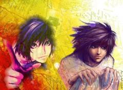 Fonds d'écran Manga L