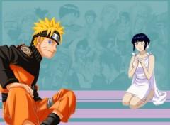 Fonds d'écran Manga Naruto/Hinata