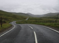 Fonds d'écran Voyages : Europe Glen Shee road