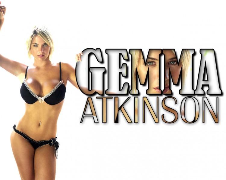 Fonds d'écran Célébrités Femme Gemma Atkinson Wallpaper N°184228
