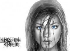 Fonds d'écran Célébrités Femme Kristin Kreuk
