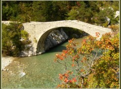Wallpapers Constructions and architecture Pont du Tusset (gorges du Verdon)