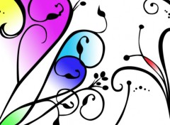 Fonds d'écran Art - Numérique Couleur