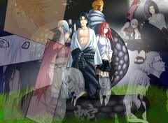 Fonds d'écran Manga Hebi Team