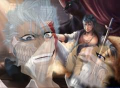 Wallpapers Manga Grimmjow