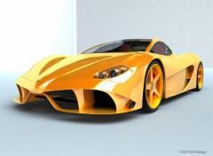 Fonds d'écran Voitures Ferrari aurea gt