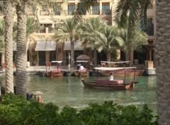 Fonds d'écran Voyages : Asie Madinat Jumeirah