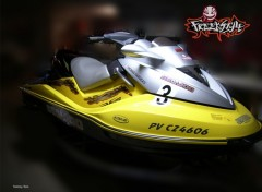 Wallpapers Sports - Leisures FreekStyle WaterCraft