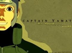 Fonds d'écran Manga Captain Yamato