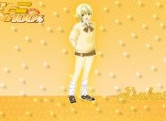 Fonds d'écran Manga Tsukasa Nishino